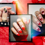 Маникюр на День святого Валентина с сердечками: 35 романтических идей