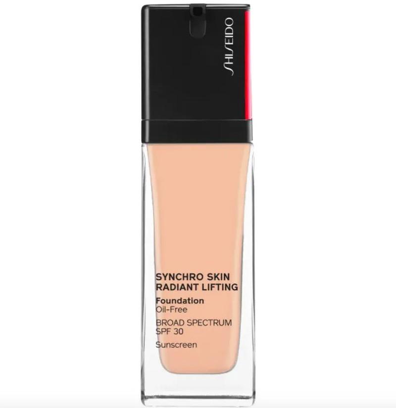 Shiseido, Synchro Skin Radiant Lifting Foundation