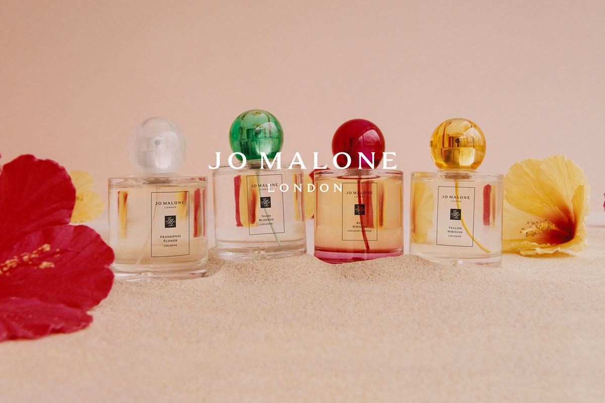 Jo Malone London представляет новую весеннюю коллекцию ароматов Blossoms