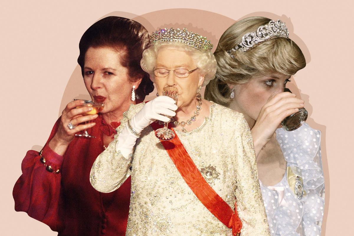 Тест: что пили великие женщины?