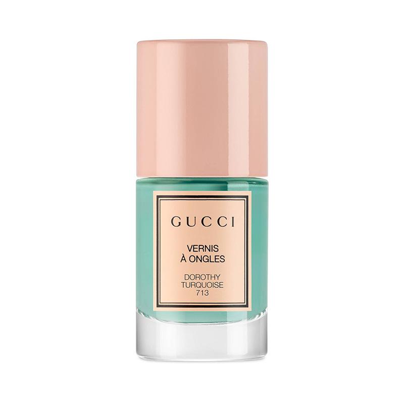 Gucci Nail Polish, Dorothy Turquoise