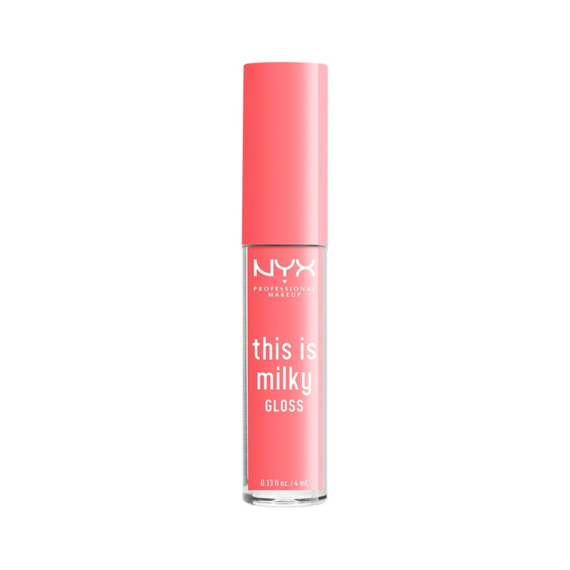 Nyx Professional Makeup This Is Milky Gloss Lip Gloss