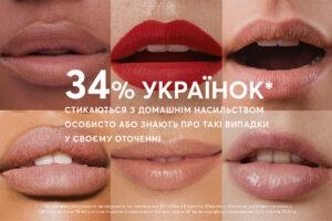Avon запустил благотворительную инициативу в поддержку женщин, страдающих от домашнего насилия