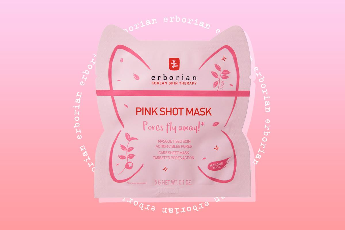 Beauty-средство недели: Erborian, Pink Shot Mask