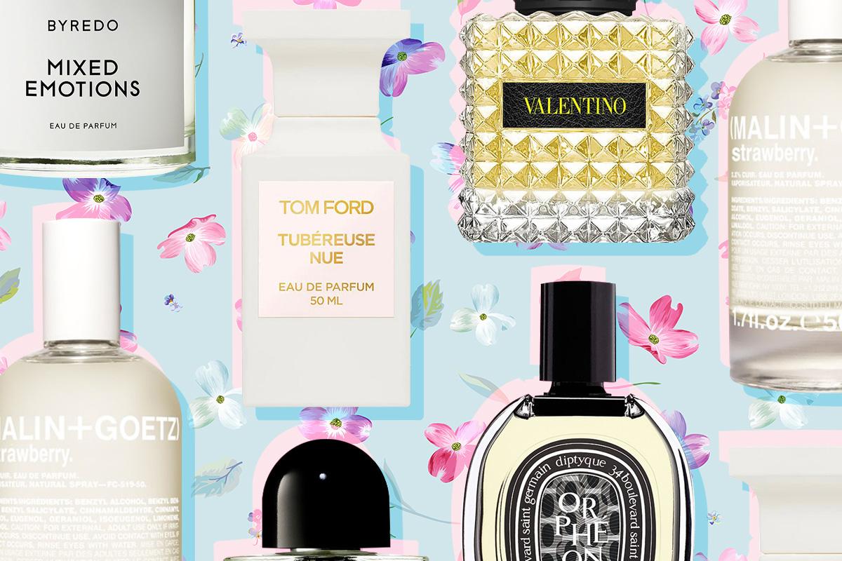 5 новых весенних ароматов, которые вы захотите носить каждый день