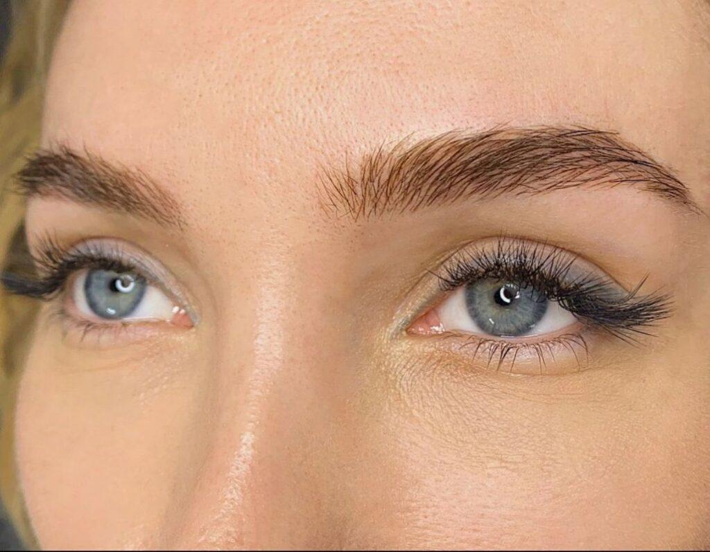 Beauty-процедура тижня: перманентний макіяж брів від Інни Золотовської