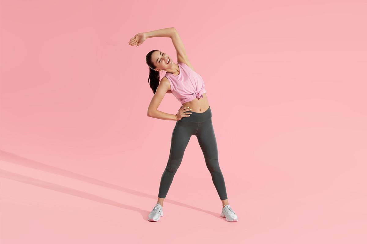 Упражнения и тренировки для тонкой талии