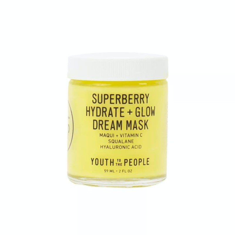Youth to the People,Superberry Hydrate + Glow Dream Mask