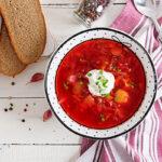 Як і з чим приготувати вегетаріанський борщ – докладні рецепти