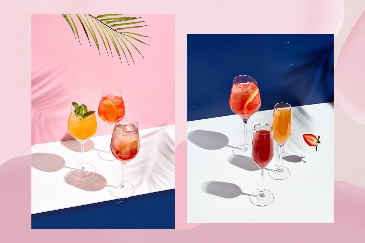 Топ-5 альтернатив коктейлю Aperol Spritz