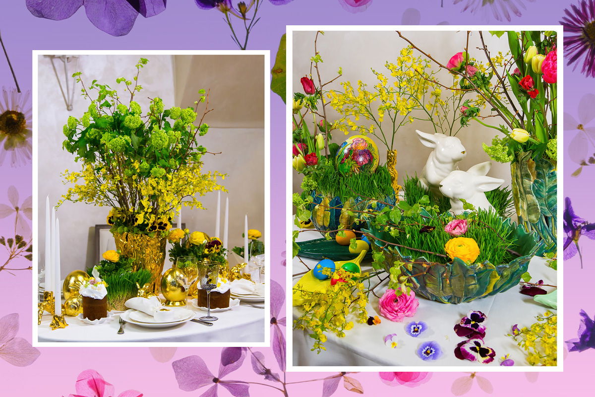 Великодній декор: сервіруємо стіл і прикрашаємо квартиру