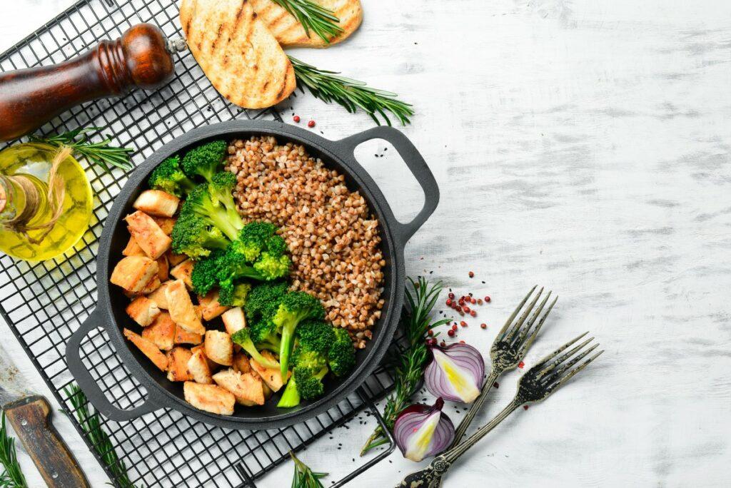 Гречневая диета: в чем суть монодиеты, польза и вред