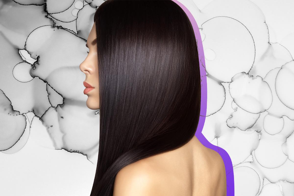 Кератиновое выпрямление волос: за и против процедуры