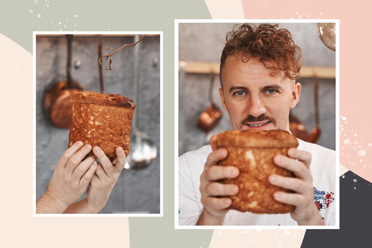 Евгений Клопотенко рассказал, как приготовить необычную пасху: инструкция и фото