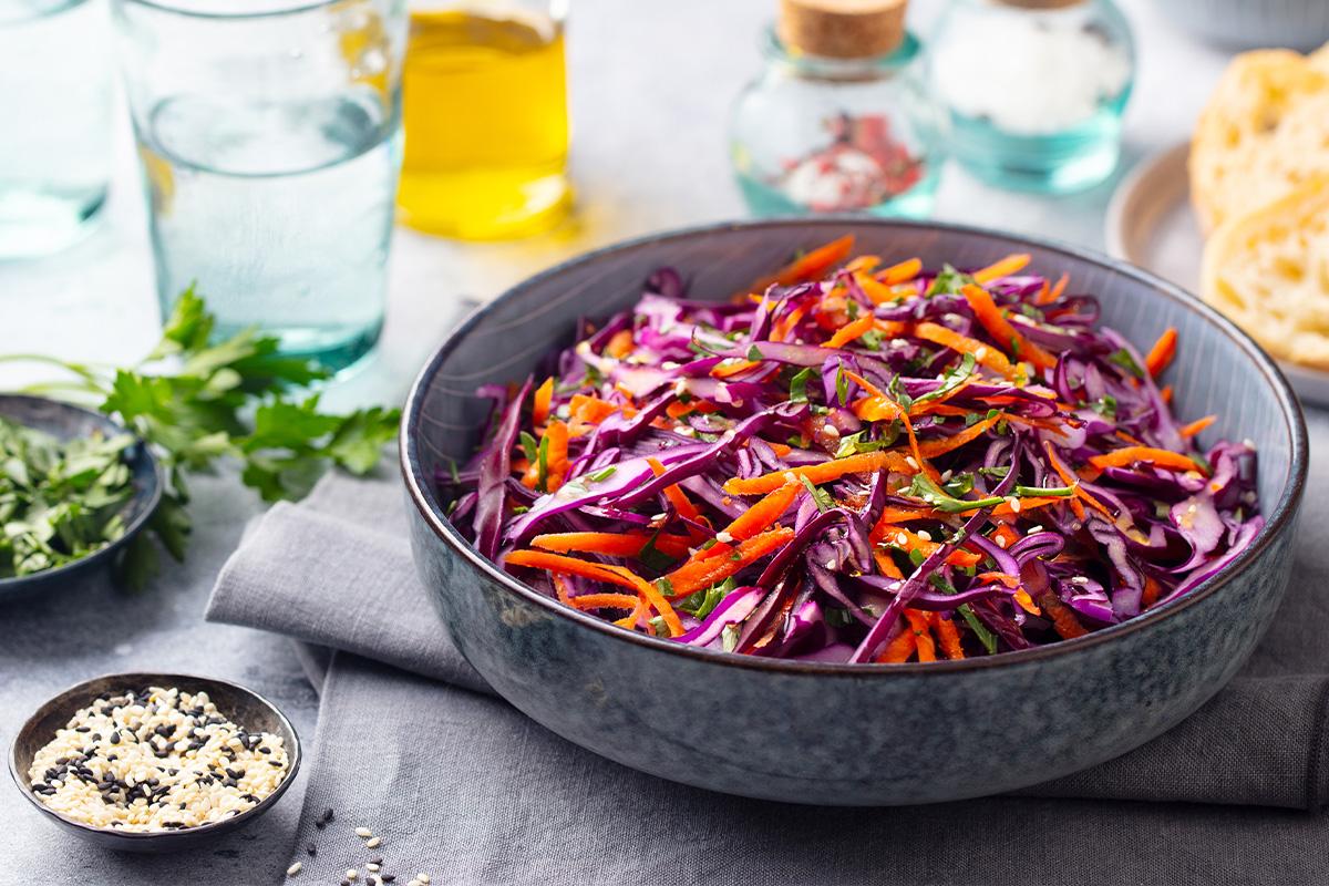 Рецепти вітамінних салатів