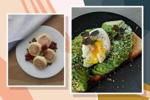 Простые завтраки из кафе, которые легко приготовить дома