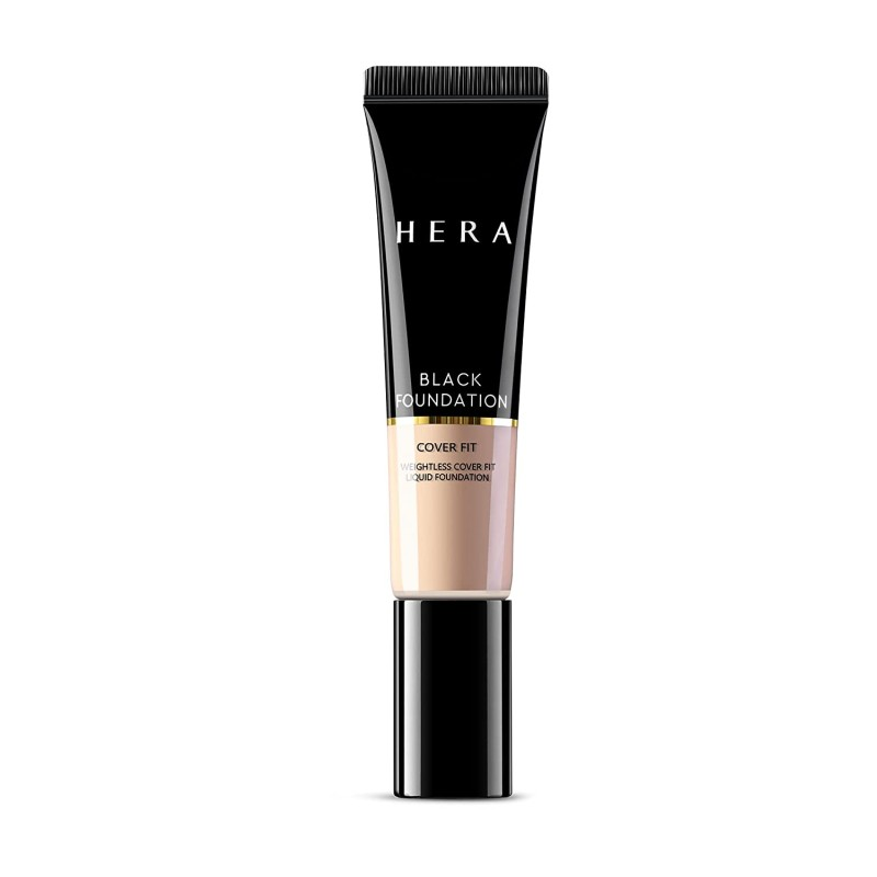 Hera Black Foundation Cover Fit