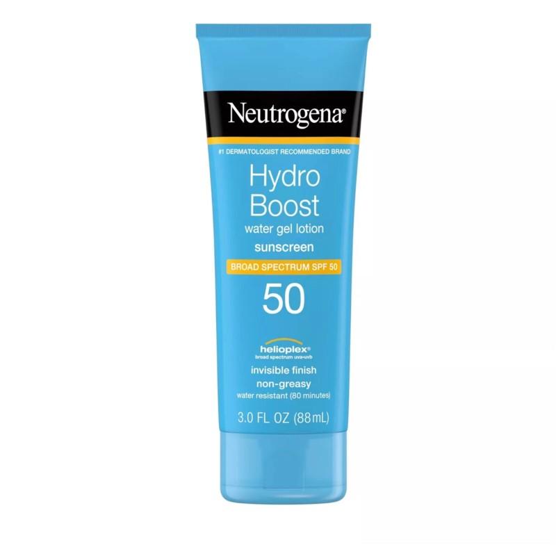 Neutrogena, Hydro Boost Water Gel Lotion SPF 50