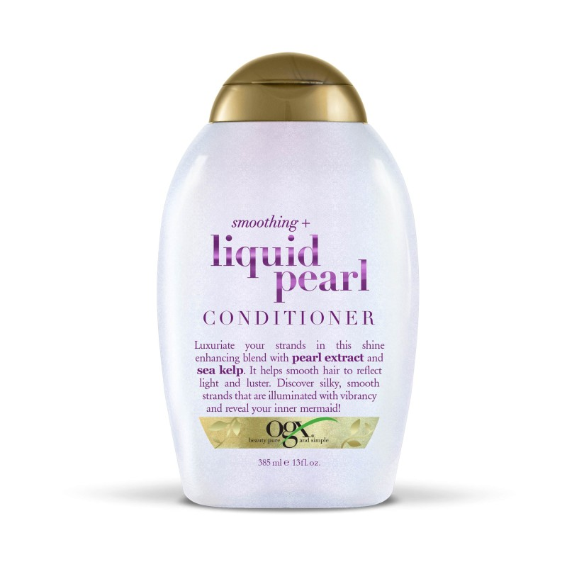 OGX, Smoothing + Liquid Pearl Conditioner