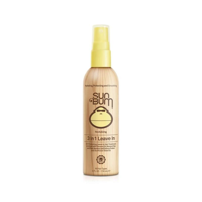 Sun Bum, Revitalizing 3 in 1 LeaveIn Hair Conditioner