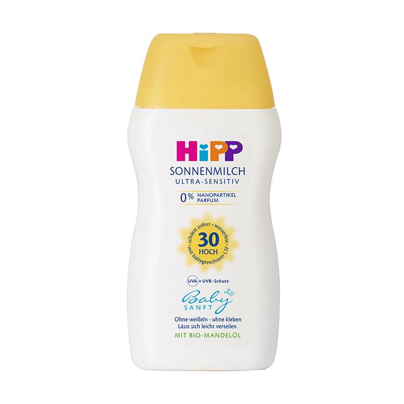 Hipp, BabySanft SPF 30