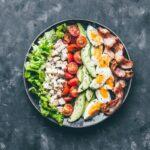 Кето-диета: рецепты быстрых обедов