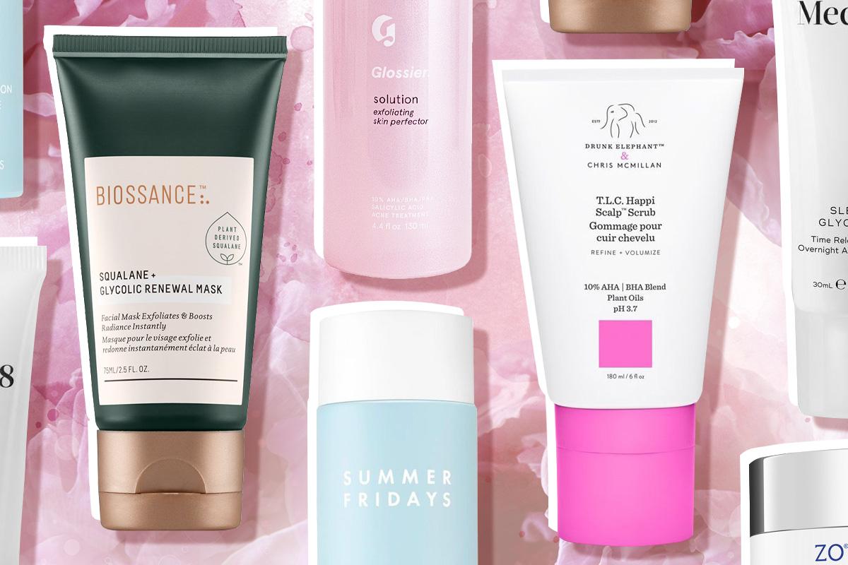7 бьюти-средств с кислотами, которые нужны вашей коже