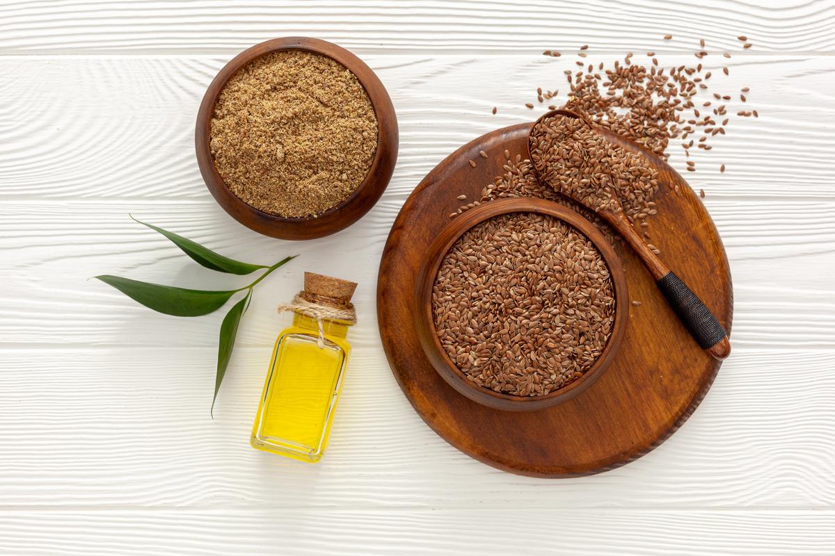 Як пити лляну олію для схуднення – правила та рекомендації