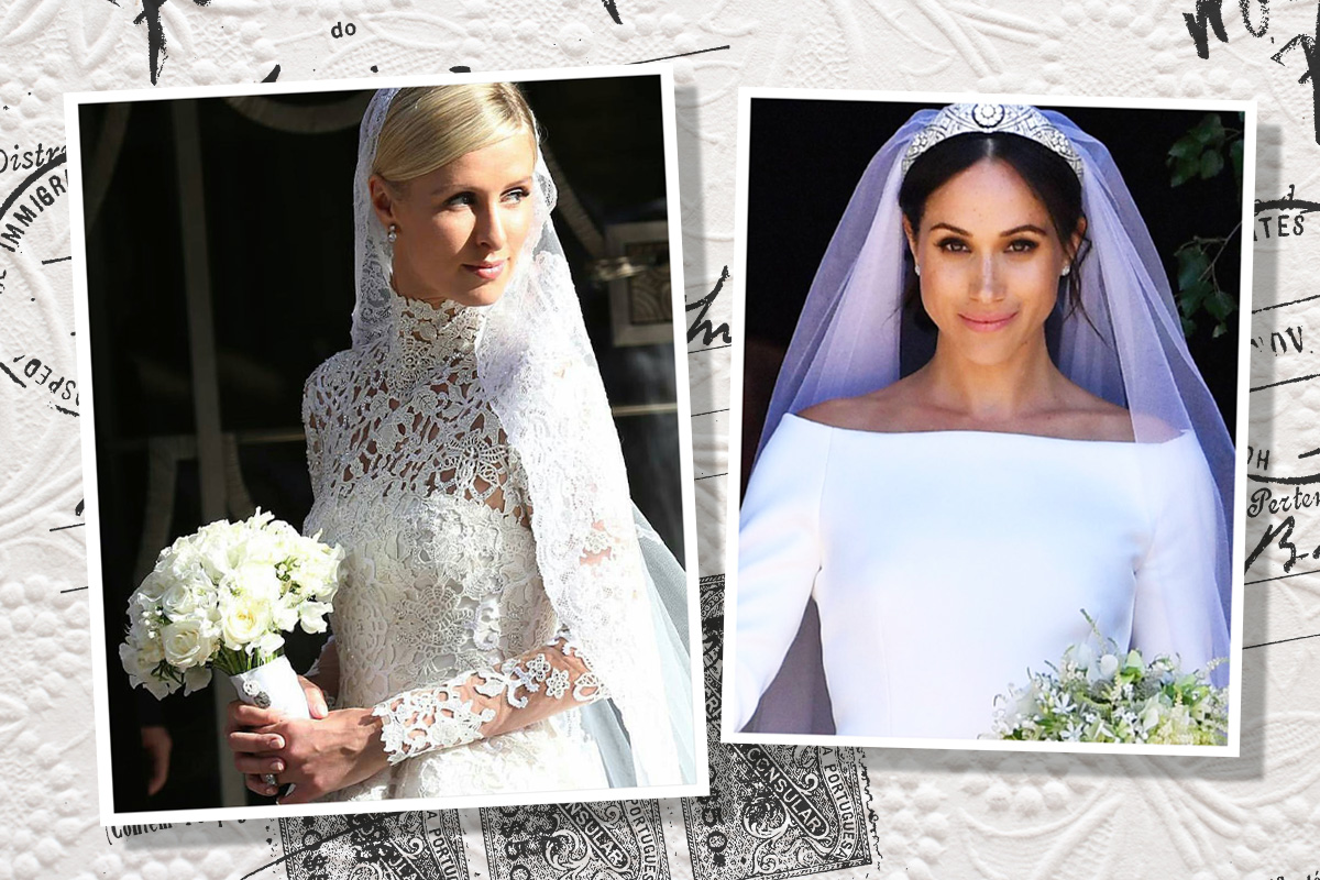 Свадебный макияж знаменитостей: 7 вдохновляющих образов