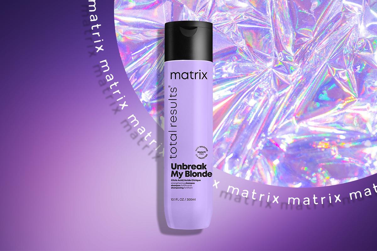 Beauty-засіб: Matrix, Total Results Unbreak My Blonde Strengthening Shampoo
