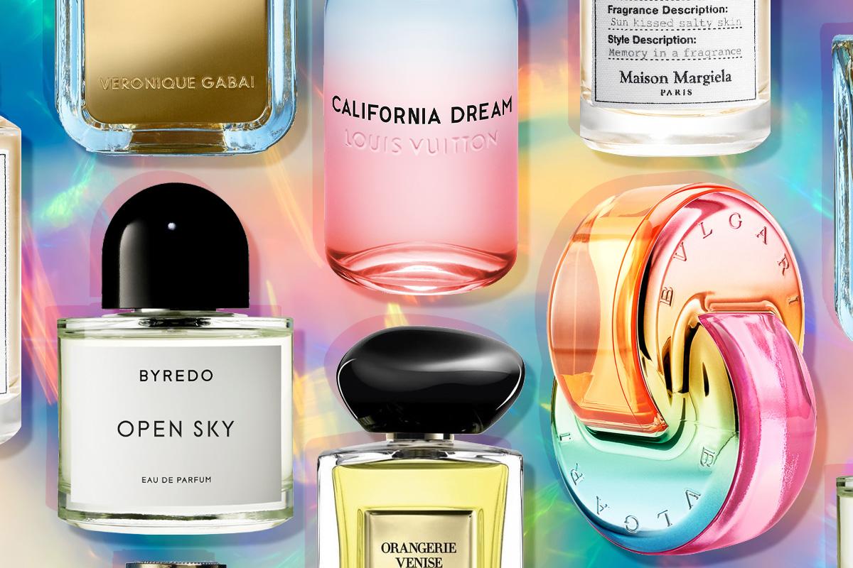 Летние ароматы, которые перенесут вас на другой конец Земли