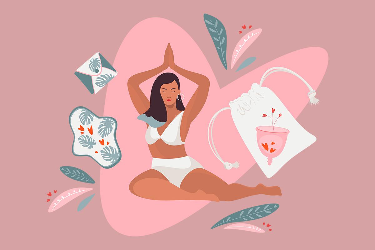 Экологические и безопасные средства для менструации: топ-5 удобных продуктов