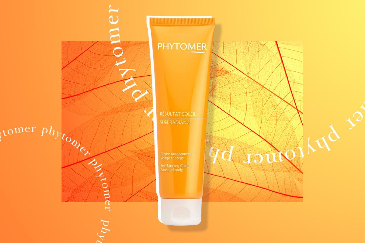 Beauty-засіб: Phytomer, Sun Radiance Self-Tanning Cream