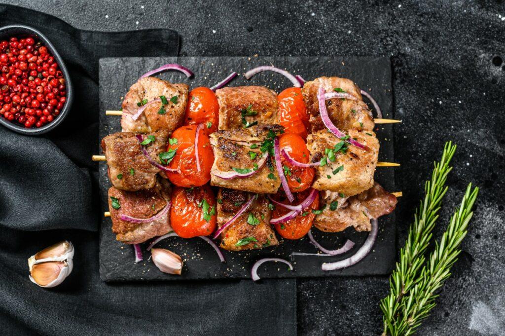 Маринад из томатного сока и соевого соуса: пошаговый рецепт