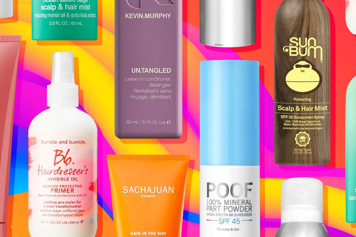 Защита волос от солнца: как работает и какие средства вам нужны