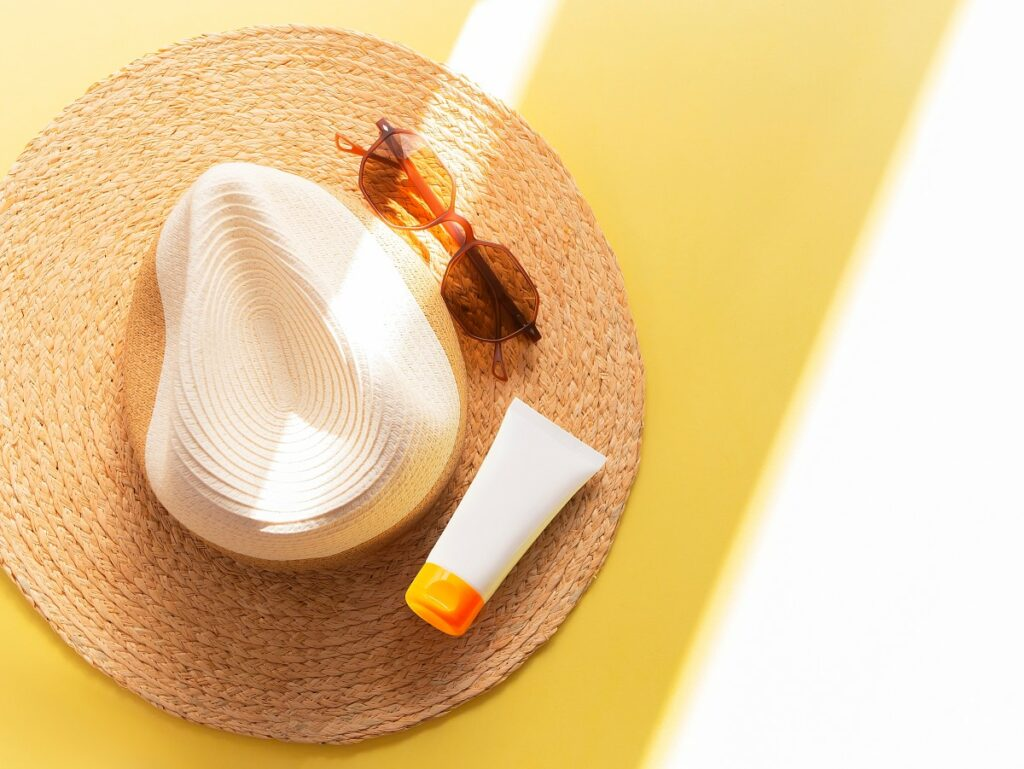 Советы косметолога летом