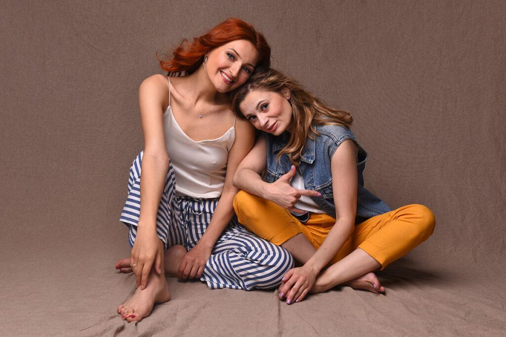 Красивое дело: Таня Манжос и Лена Москаленко – основательницы бренда Tonko