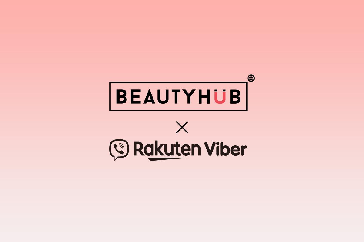 Beauty HUB теперь доступен в приложении Viber
