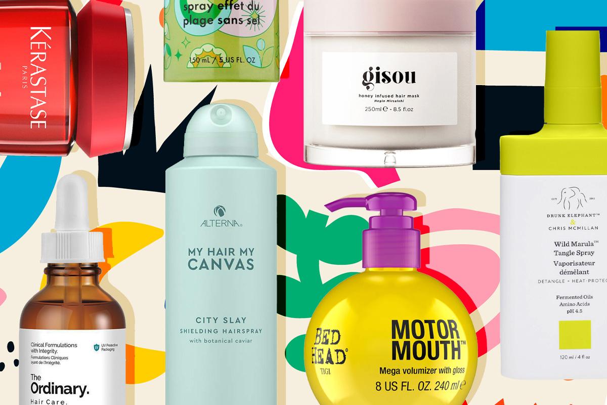 Блеск, гладкость, защита: лучшие средства для ухода за волосами летом