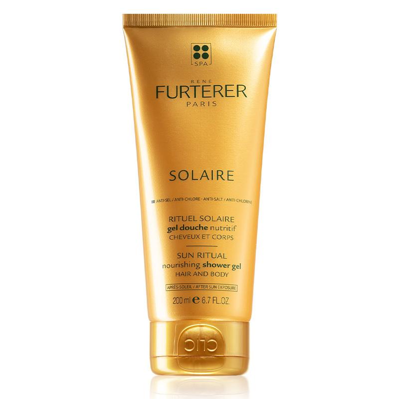 Rene Furterer, Solaire Sun Rituals Noisurising Shower Gel
