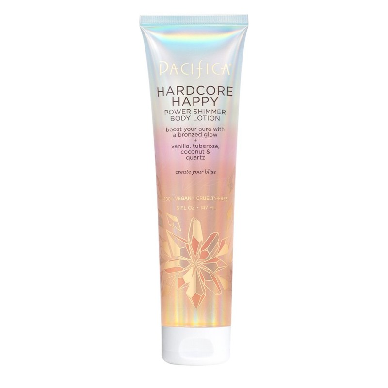 Pacifica, Hardcore Happy Power Shimmer Body Lotion