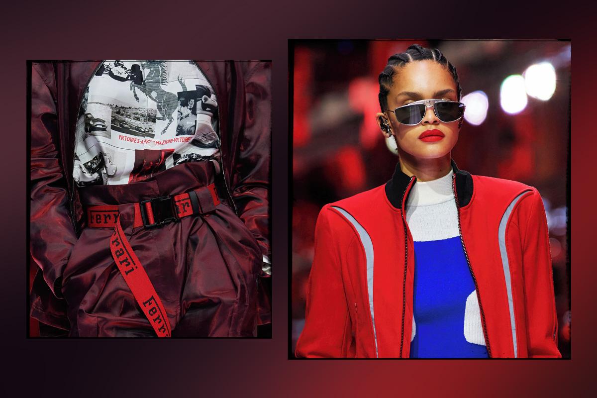 Ferrari представил первую коллекцию одежды (видео)