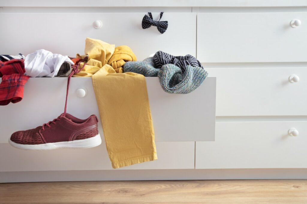 8 правил самостоятельного разбора гардероба