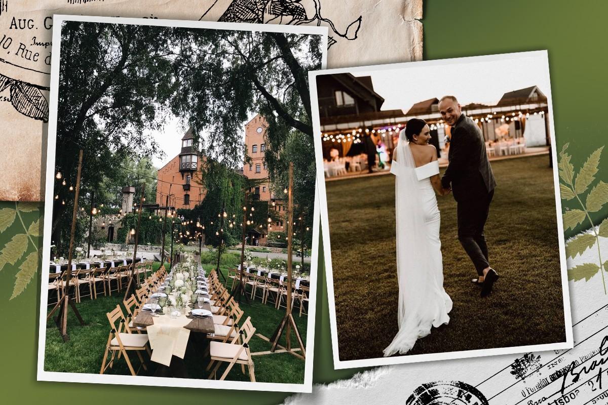 Де відзначити весілля в Україні: топ-6 красивих і небанальних локацій