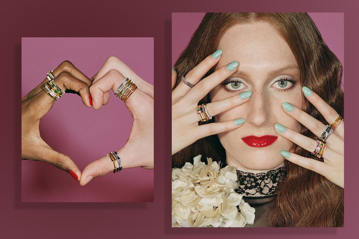 Link to Love: Gucci представив колекцію гендерно нейтральних прикрас