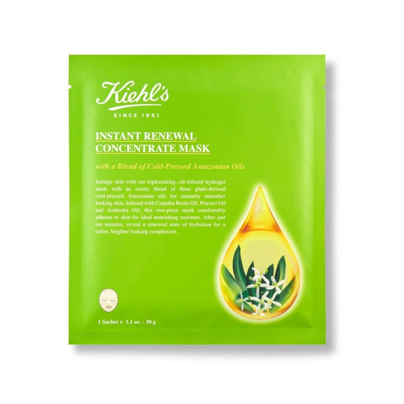 Kiehl's, Instant Renewal Concentrate Mask