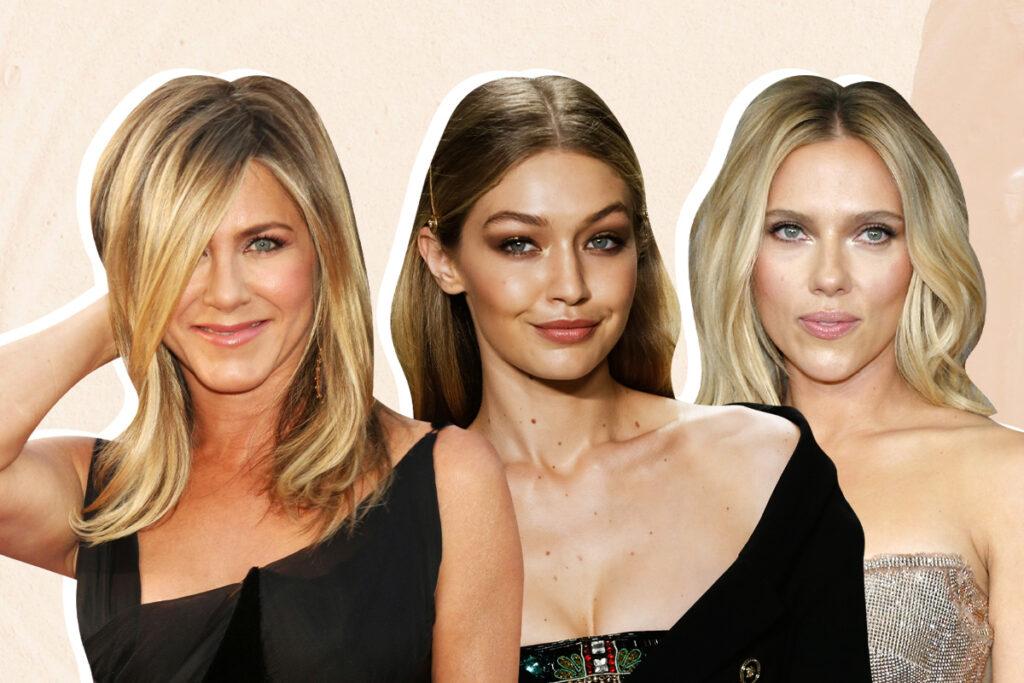 Контуринг волосся як вид макіяжу: приховуємо недоліки зовнішності зачіскою