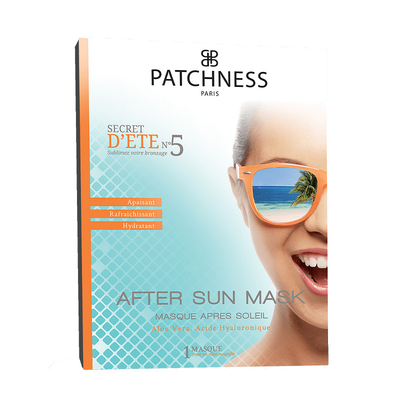Patchness, After Sun Mask