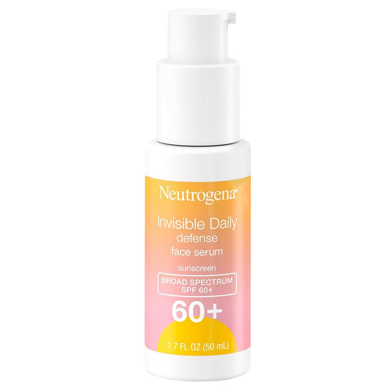 Neutrogena, Invisible Daily Defense Face Serum SPF 60+