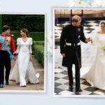 Королевские образы на свадебных церемониях: самые красивые платья современных невест